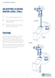 keraflo kax type float valve installation guide valve p5 6