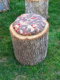 Easy Durable Stump Stool Ideas Home Garden Inspiring Interior Outdoor And Diy Ideas Fire Pit Seating Fire Pit Backyard Tree Seat
