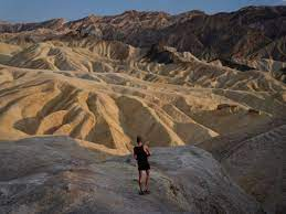 Death Valley Records Hottest ...
