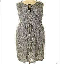 Viv Collection Size Chart Ava Viv 100 Cotton Mini Dress Plus 3x Nwt Nwt