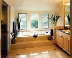 built in tub tubs designs bathroom traditional with bath master creme