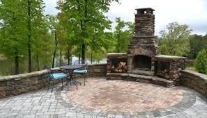 paver stone fireplace stone patio and stone fireplace paver stone fireplace plans paver stone fireplace kit