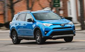 2016 Toyota RAV4 SE AWD Test   Review   Car and Driver