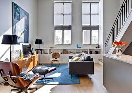 Loft Bedroom Design Decorations Urban Loft Design Ideas Interior With Also Urban
