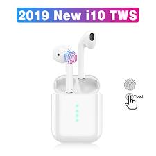 2019 New <b>i10 tws</b> Wireless <b>Bluetooth</b> Headsets tws i10 ...
