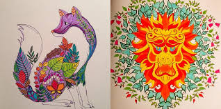 johanna basford s coloring books for s art