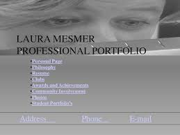 Generous Sample Resume Nursing Portfolio Template Photos Example