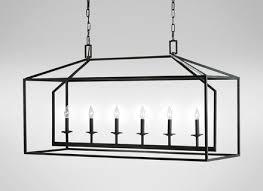 killian linear chandelier chandeliers ethan allen