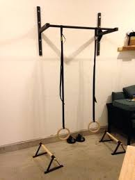 wall pull up bar diy pole barn kits oregon mount