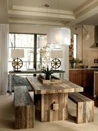 rustic dining room design. 24 totally inviting rustic dining room designs page 3 of 5 design