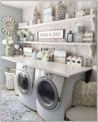 how to decorate your laundry room