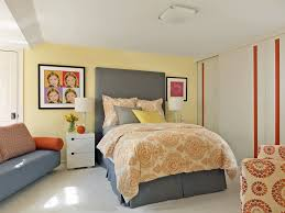 teen bedroom ideas yellow. Yellow And Orange Colour Theme For Girls Teen Bedroom Image 30 Of Ideas