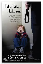 artifacts for rhetorical analysis essay katie s rcl ramblings image result for like father like son child abuse poster