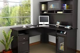 shaped home office desks. Fashionable Impressive Design Ideas Using Hucth Home Office Desks In L Shaped Suggestions