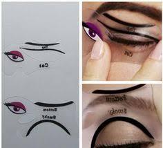 perfect cat eye and smokey eyes cat eye look smoke eye look