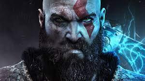 Kratos God Of War Wallpaper 4k