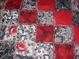 Another no-sew rag quilt thingy (lots of pics!)*Now with ... & There was no sewing involved anywhere in this blanket. I tied lots of tiny  little strips together lol. This is actually one of my favorite blankets  that ... Adamdwight.com