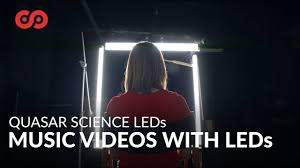 Quasar Science Lights Different Ways To Light Music Videos With Quasar Science Leds