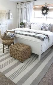 Image Homeideas Co Claridecorcom 37 Comfy Farmhouse Master Bedroom Decorating Ideas