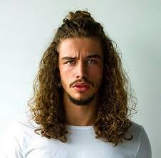 Hairstyles For Long Hair Men 25 Stunning Curly Hairstyles For Teen Guys24 Popular Styles This Year