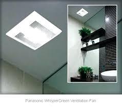 bathroom exhaust with light broan bathroom light cover