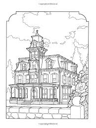 Small Picture Victorian Coloring Pages to Print The Victorian House Coloring
