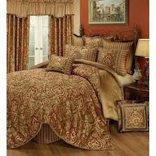 bedroom wayfair gold bedding elegant austin horn bot q classics botticelli 4 piece queen bedding elegant