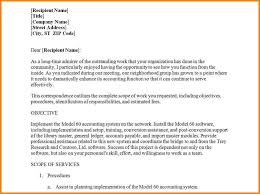 A Proposal Letter How To Write A Proposal Letter Template Business 19