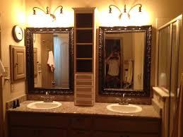 Bathroom counter cabinet Woodwork Pinterest