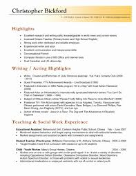 Canada Resume Example Cover Letter Resume Example Luxury How To Write Teacher Make A For 36