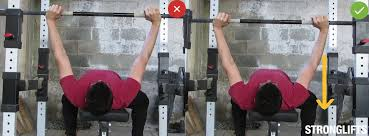 How To Properly Execute A Incline Barbell Bench Press  Muscle Incline Bench Press Grip