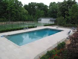 patio with pool simple. Plain With Swimming Pool Patio Designs Outdoor Design Simple  Collection Throughout With A