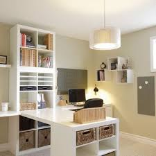 Basement Office Design Custom Ikea Craft Room Ideas Office R Home Office Pinterest Ikea