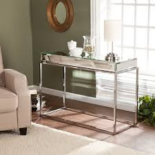 entryway table with mirror. Image Of: Mirrored Sofa Table Ideas Entryway With Mirror B