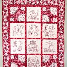 Many Dogs to Hand Embroider in RedWork for FUN! & Picture of It's A Dog's Life Hand Embroidery Adamdwight.com