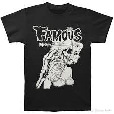 Best Black Shirt Design Misfits Mens Darling T Shirt Black Shirts For Men Shirt Design From Jie6 14 67 Dhgate Com
