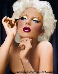mon makeup mistakes that make women look older