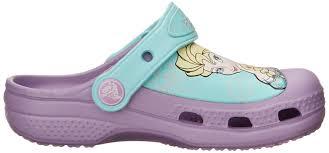 Crocs Discount Code Crocs Girls Disney Frozen Clogs Purple