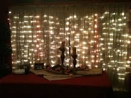 lighting curtains. mini light curtains clear bulbs white wire lighting r