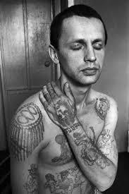 Liconografia Dei Tatuaggi Russi Nelle Fotografie Di Sergei Vasiliev