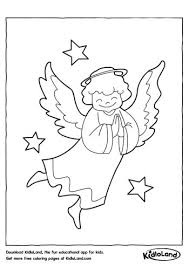 Small Picture Christmas Coloring Pages Free Printables For Your Kids KidloLand
