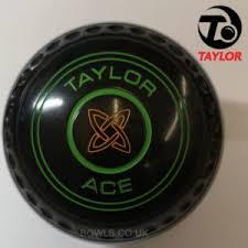 Taylor Ace Bowls Progrip Various Emblems Ring Colours