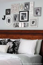 decorative ideas for bedroom. Plain Bedroom Bedroom Gallery Wall A Decorating Challenge  Bloggersu0027 Best DIY Ideas  Pinterest Bedroom Wall Bedroom And Inside Decorative For H