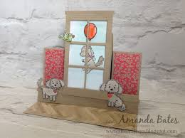 Wooden Window Frame Crafts The Craft Spa Stampin Up Uk Independent Demonstrator How