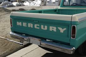 1966 Mercury M-100 not 1966 Ford F-100