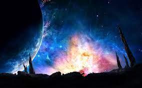 Galaxy Digital Universe Hd Wallpaper 4k ...