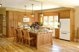 craftsman style kitchen lighting. Mission Style Kitchen Cabinets By Crown Point Craftsman Lighting Kitchen-Design-Ideas.org