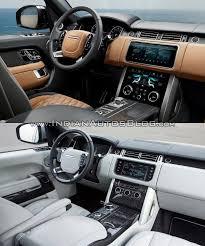 2018 land rover interior. contemporary 2018 2018 range rover vs 2013 interior for land rover