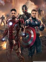 Avengers poster, Avengers age ...