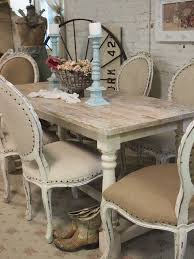 painted cottage chic shabby french linen farm by paintedcottages 99500 french country table h58